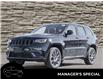 2021 Jeep Grand Cherokee Overland (Stk: M1184) in Hamilton - Image 1 of 28