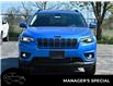 2021 Jeep Cherokee Altitude (Stk: M1231) in Hamilton - Image 1 of 29