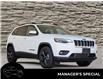 2021 Jeep Cherokee Altitude (Stk: M1192) in Hamilton - Image 1 of 28