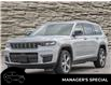 2021 Jeep Grand Cherokee L Limited (Stk: M1251) in Hamilton - Image 1 of 17