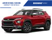 2021 Chevrolet TrailBlazer RS (Stk: T21-1923) in Dawson Creek - Image 1 of 3