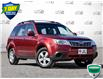 2012 Subaru Forester  (Stk: 6608A) in Barrie - Image 1 of 26