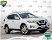 2017 Nissan Rogue SV (Stk: U1089A) in Barrie - Image 1 of 26