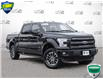 2016 Ford F-150 Lariat (Stk: W0129AX) in Barrie - Image 1 of 27