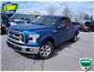 2017 Ford F-150 XLT (Stk: W0257AX) in Barrie - Image 1 of 22