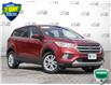 2017 Ford Escape SE (Stk: U1289A) in Barrie - Image 1 of 25
