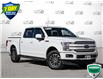 2018 Ford F-150 Lariat (Stk: W0524AX) in Barrie - Image 1 of 27
