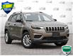 2019 Jeep Cherokee Sport (Stk: W0279AX) in Barrie - Image 1 of 27