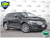 2014 Lincoln MKX Base Blue