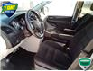 2018 Dodge Grand Caravan CVP/SXT Grey