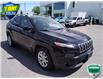 2017 Jeep Cherokee North (Stk: W0663AX) in Barrie - Image 10 of 29
