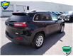 2017 Jeep Cherokee North (Stk: W0663AX) in Barrie - Image 12 of 29
