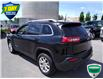 2017 Jeep Cherokee North (Stk: W0663AX) in Barrie - Image 16 of 29