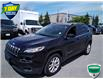 2017 Jeep Cherokee North (Stk: W0663AX) in Barrie - Image 18 of 29