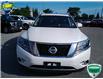 2014 Nissan Pathfinder Hybrid Platinum Premium (Stk: W0815AX) in Barrie - Image 16 of 40