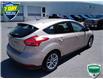 2017 Ford Focus SE (Stk: U1236B) in Barrie - Image 13 of 32