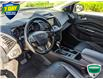 2018 Ford Escape SEL (Stk: W0170AX) in Barrie - Image 13 of 25