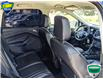 2018 Ford Escape SEL (Stk: W0170AX) in Barrie - Image 23 of 25