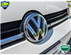 2019 Volkswagen Golf 1.4 TSI Execline (Stk: W0200A) in Barrie - Image 9 of 25