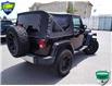 2014 Jeep Wrangler Sahara (Stk: W0412BX) in Barrie - Image 13 of 30