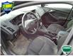 2015 Ford Focus SE Grey