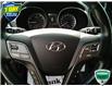 2017 Hyundai Santa Fe Sport 2.4 Luxury (Stk: W0534A) in Barrie - Image 22 of 27