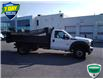 2015 Ford F-550 Chassis XL White