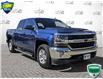 2016 Chevrolet Silverado 1500 1LT (Stk: W1073A) in Barrie - Image 1 of 23
