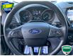 2018 Ford Escape Titanium (Stk: W0713A) in Barrie - Image 11 of 22