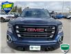 2020 GMC Sierra 1500 AT4 (Stk: 6984A) in Barrie - Image 11 of 28