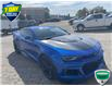 2018 Chevrolet Camaro ZL1 (Stk: W034A) in Barrie - Image 1 of 28