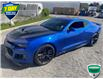 2018 Chevrolet Camaro ZL1 (Stk: W034A) in Barrie - Image 7 of 28