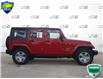 2010 Jeep Wrangler Unlimited Sahara (Stk: 7085X) in Barrie - Image 3 of 22