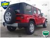 2010 Jeep Wrangler Unlimited Sahara (Stk: 7085X) in Barrie - Image 4 of 22