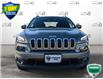 2017 Jeep Cherokee North (Stk: W0323BX) in Barrie - Image 2 of 25