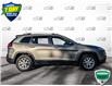 2017 Jeep Cherokee North (Stk: W0323BX) in Barrie - Image 3 of 25