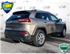 2017 Jeep Cherokee North (Stk: W0323BX) in Barrie - Image 4 of 25