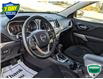2017 Jeep Cherokee North (Stk: W0323BX) in Barrie - Image 13 of 25