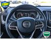 2017 Jeep Cherokee North (Stk: W0323BX) in Barrie - Image 14 of 25