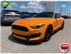 2018 Ford Shelby GT350 Base Orange