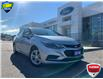 2018 Chevrolet Cruze LT Auto (Stk: T0472A) in St. Thomas - Image 1 of 27