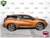 2018 Nissan Murano Platinum (Stk: C0603A) in St. Thomas - Image 3 of 30