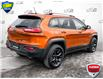 2015 Jeep Cherokee Trailhawk (Stk: S0065A) in St. Thomas - Image 4 of 30