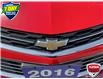 2016 Chevrolet Cruze Premier Auto (Stk: 1131AX) in St. Thomas - Image 9 of 29