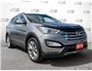 2016 Hyundai Santa Fe Sport 2.0T Limited Adventure Edition (Stk: 1107B) in St. Thomas - Image 1 of 30