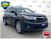 2016 Toyota Highlander XLE (Stk: 1126B) in St. Thomas - Image 1 of 30
