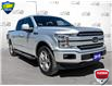 2018 Ford F-150 Lariat (Stk: 7104AX) in St. Thomas - Image 1 of 30