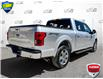 2018 Ford F-150 Lariat (Stk: 7104AX) in St. Thomas - Image 4 of 30