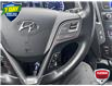 2017 Hyundai Santa Fe XL Premium (Stk: 7084BX) in St. Thomas - Image 16 of 30