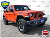 2019 Jeep Wrangler Unlimited Rubicon (Stk: 1394A) in St. Thomas - Image 1 of 30